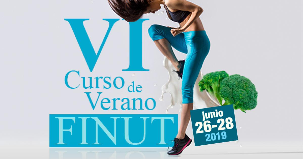 VI Curso de Verano FINUT. Nuevas  tendencias en Nutrición y Estilos de vida saludables