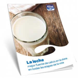 La leche, mejor fuente de calcio en todas las etapas – ebook – (2019)